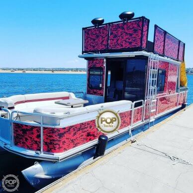 Sun Tracker Party Cruiser 32, 32, for sale - $75,000