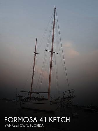 1977 Formosa boat for sale, model of the boat is 41 Ketch & Image # 1 of 40
