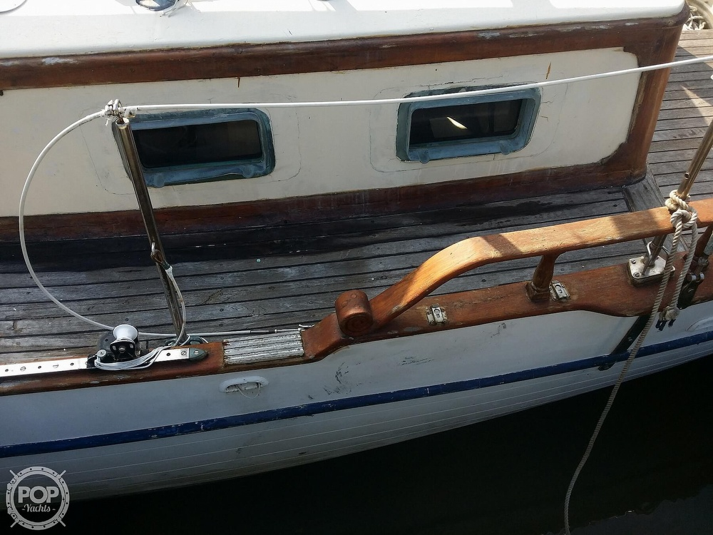 1977 Formosa boat for sale, model of the boat is 41 Ketch & Image # 6 of 40