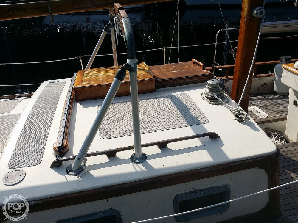 1977 Formosa boat for sale, model of the boat is 41 Ketch & Image # 9 of 40