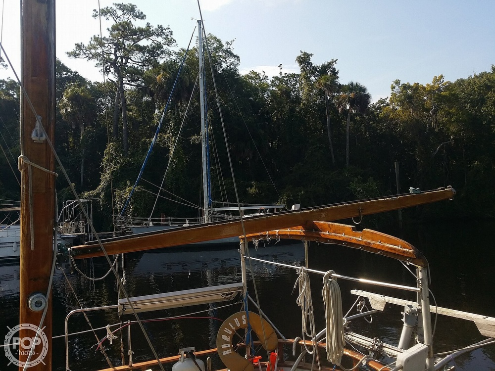 1977 Formosa boat for sale, model of the boat is 41 Ketch & Image # 10 of 40