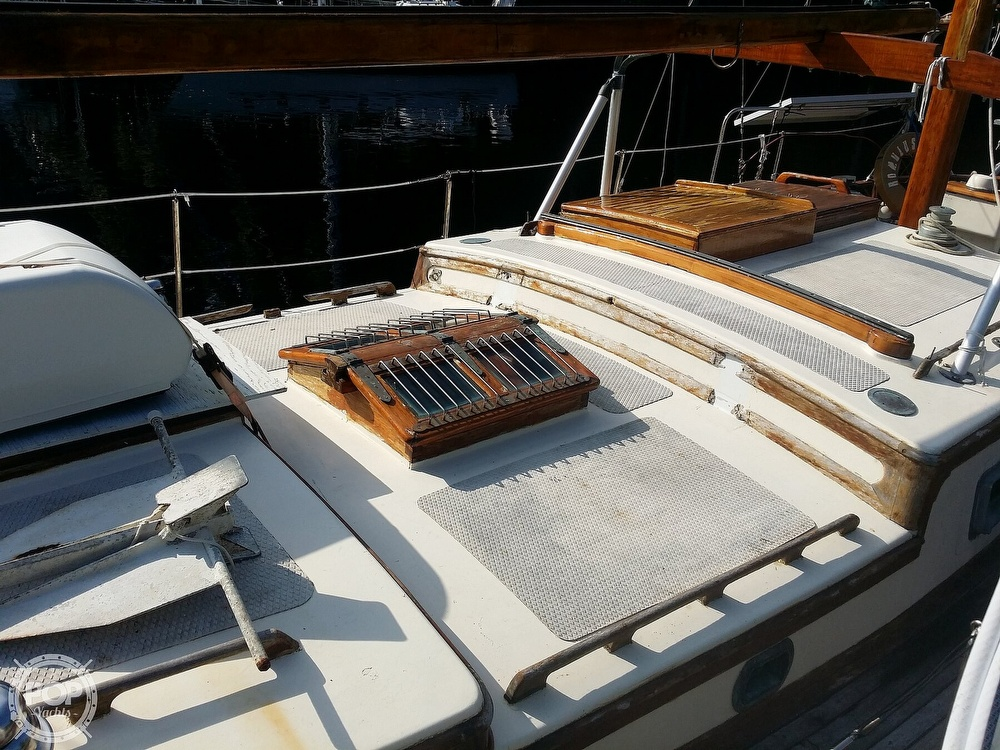 1977 Formosa boat for sale, model of the boat is 41 Ketch & Image # 13 of 40
