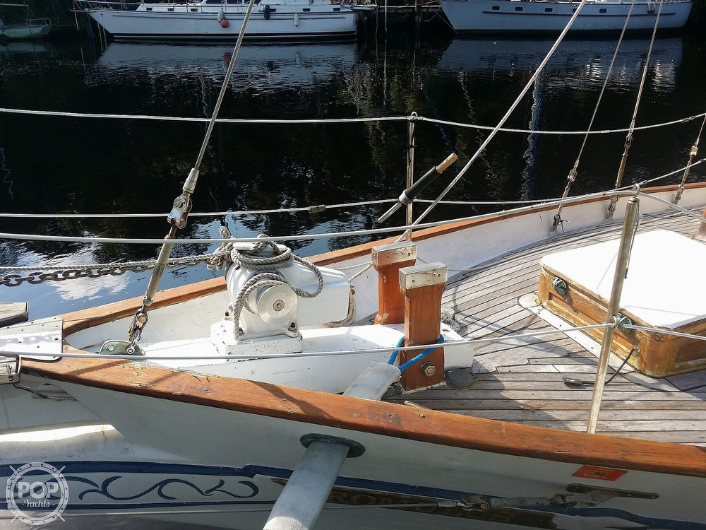 1977 Formosa boat for sale, model of the boat is 41 Ketch & Image # 16 of 40
