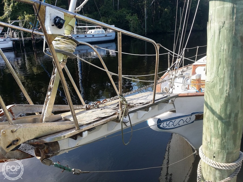 1977 Formosa boat for sale, model of the boat is 41 Ketch & Image # 17 of 40