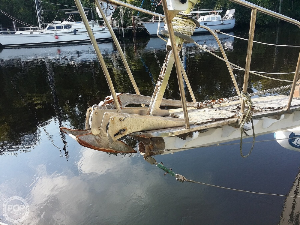 1977 Formosa boat for sale, model of the boat is 41 Ketch & Image # 18 of 40