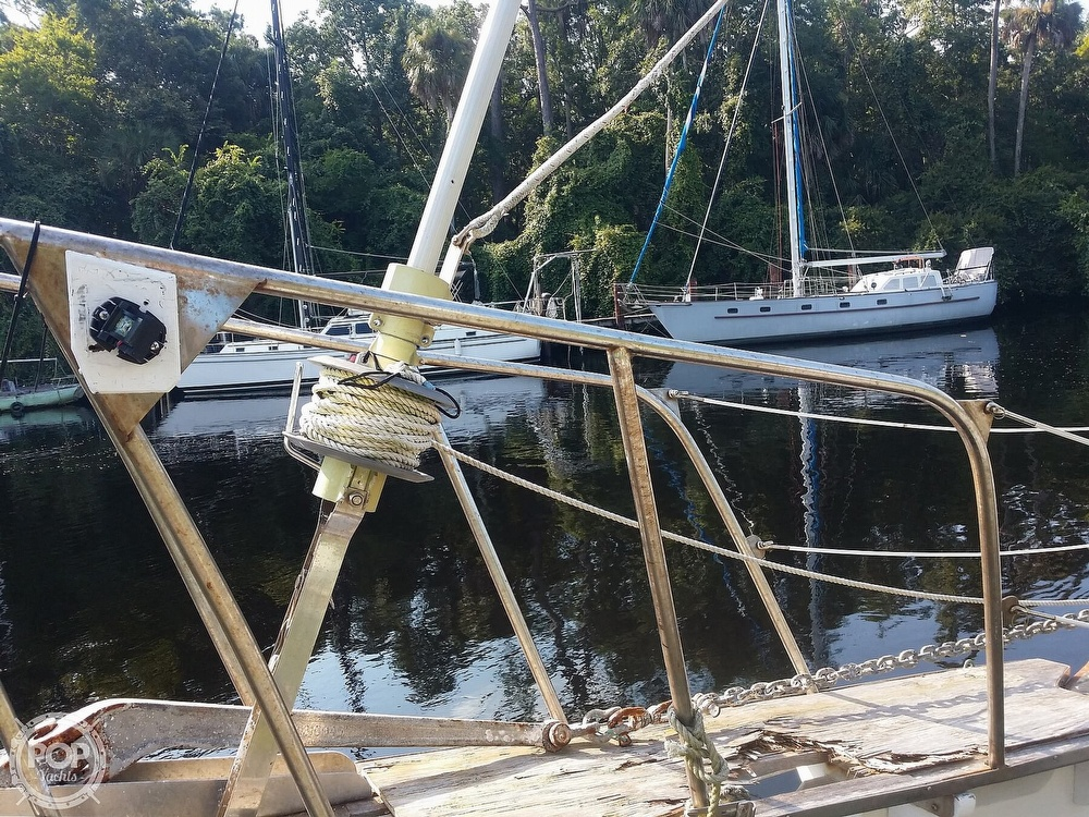 1977 Formosa boat for sale, model of the boat is 41 Ketch & Image # 19 of 40