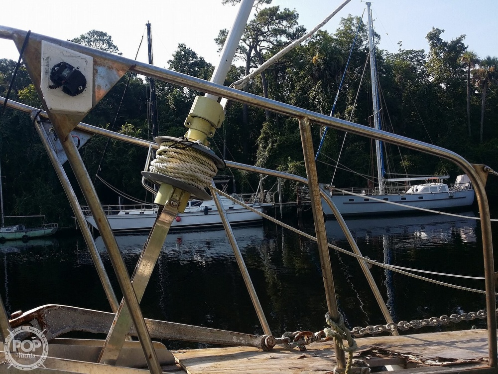 1977 Formosa boat for sale, model of the boat is 41 Ketch & Image # 20 of 40