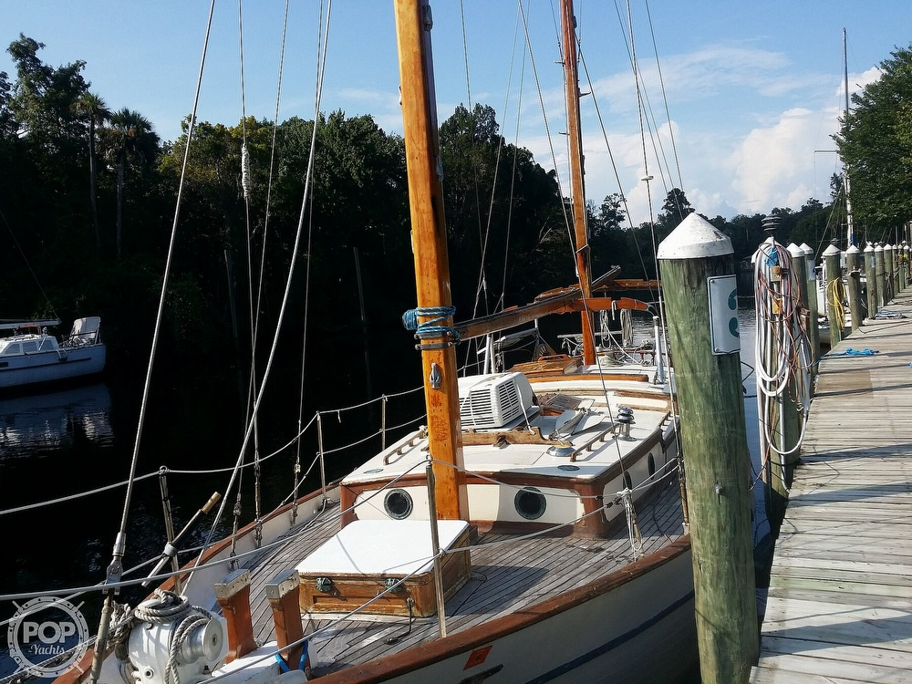 1977 Formosa boat for sale, model of the boat is 41 Ketch & Image # 23 of 40
