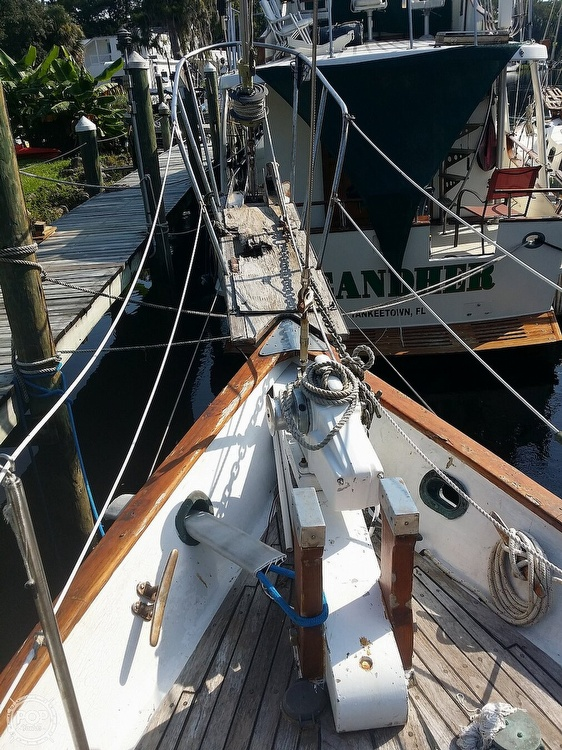 1977 Formosa boat for sale, model of the boat is 41 Ketch & Image # 25 of 40