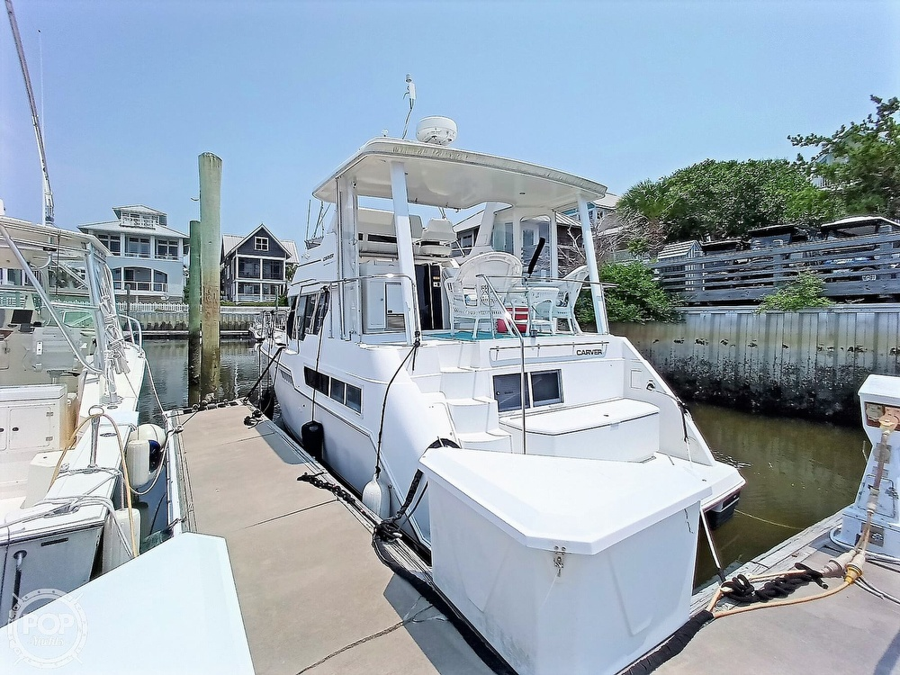 1997 Carver boat for sale, model of the boat is 355 AFT CABIN & Image # 7 of 40