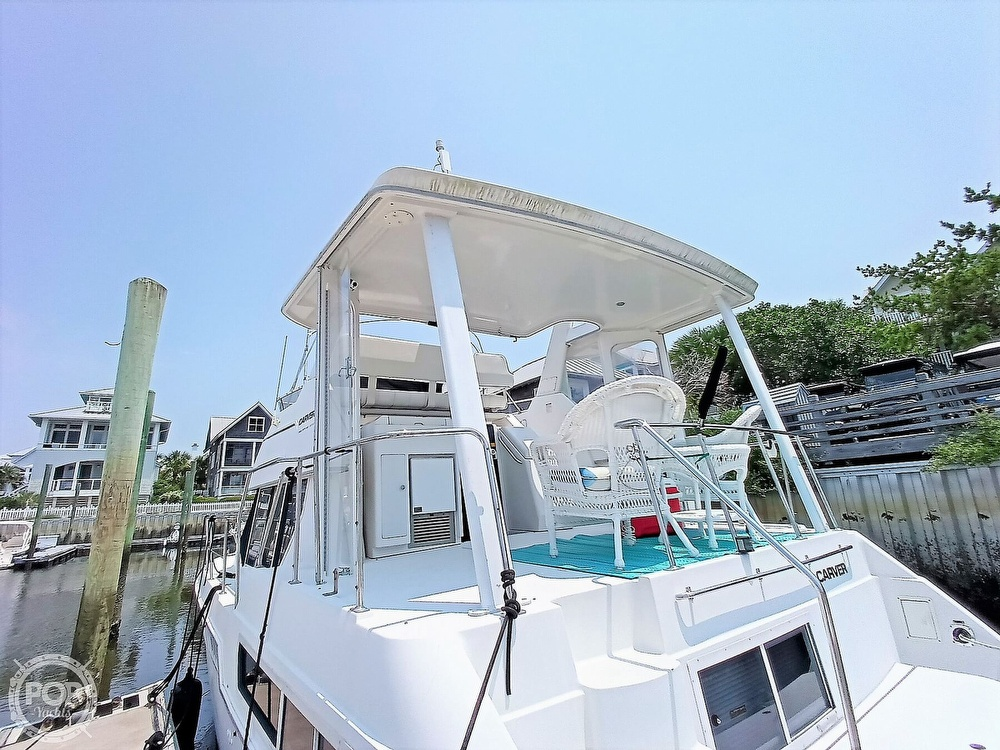 1997 Carver boat for sale, model of the boat is 355 AFT CABIN & Image # 12 of 40