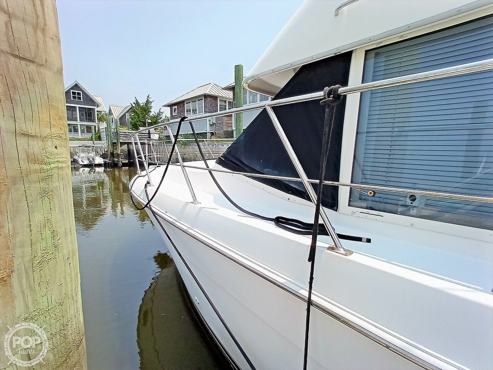 1997 Carver boat for sale, model of the boat is 355 AFT CABIN & Image # 15 of 40