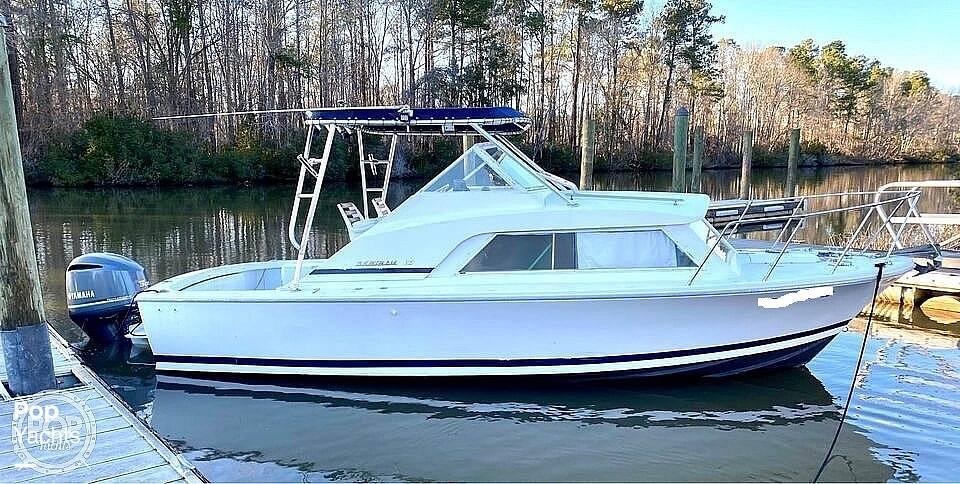 1970 Bertram 25' Cabin Cruiser - #$LI_INDEX