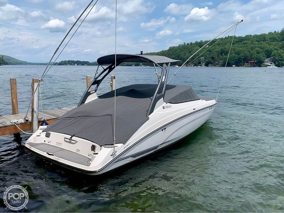 2017 Yamaha boat for sale, model of the boat is 212 Limited S & Image # 11 of 40