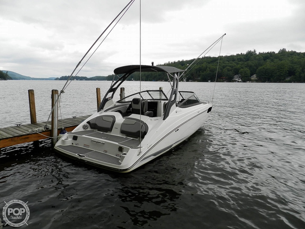 2017 Yamaha boat for sale, model of the boat is 212 Limited S & Image # 12 of 40