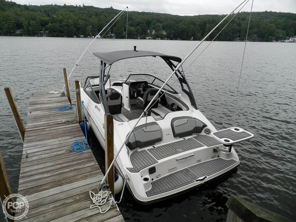 2017 Yamaha boat for sale, model of the boat is 212 Limited S & Image # 10 of 40