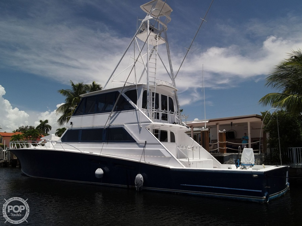 1992 Lydia Yachts boat for sale, model of the boat is 92 Sportfisher & Image # 7 of 40