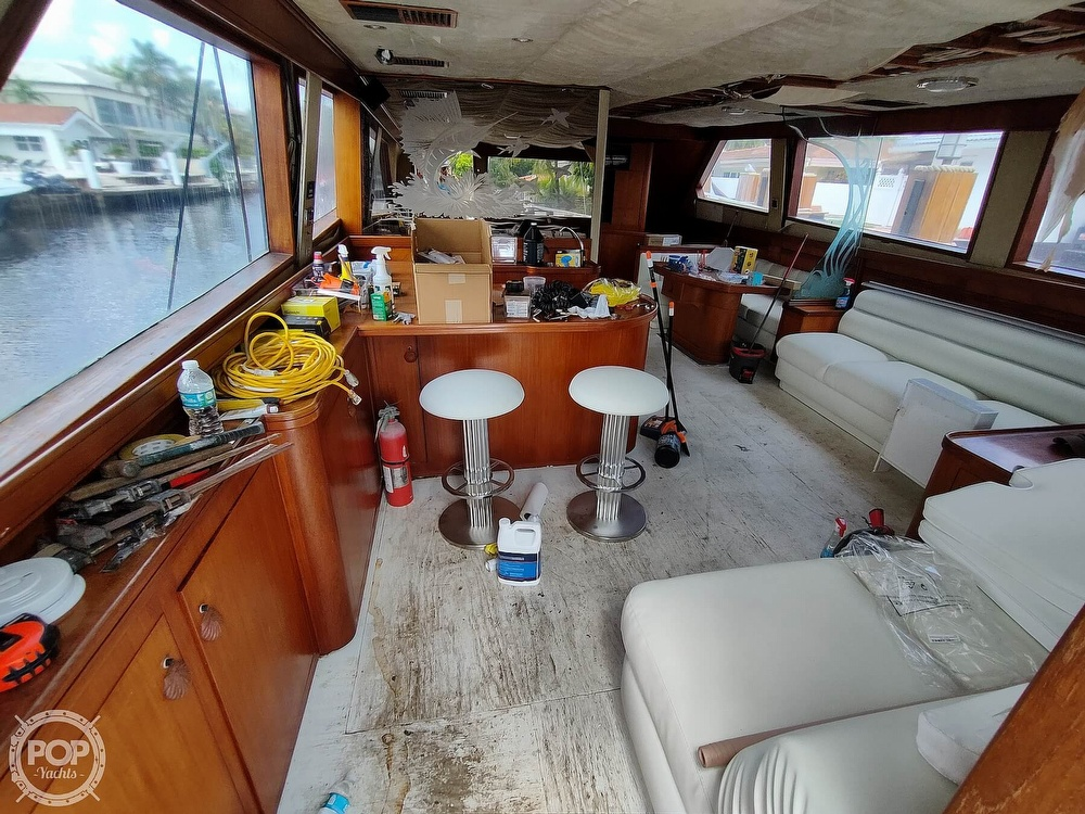 1992 Lydia Yachts boat for sale, model of the boat is 92 Sportfisher & Image # 10 of 40