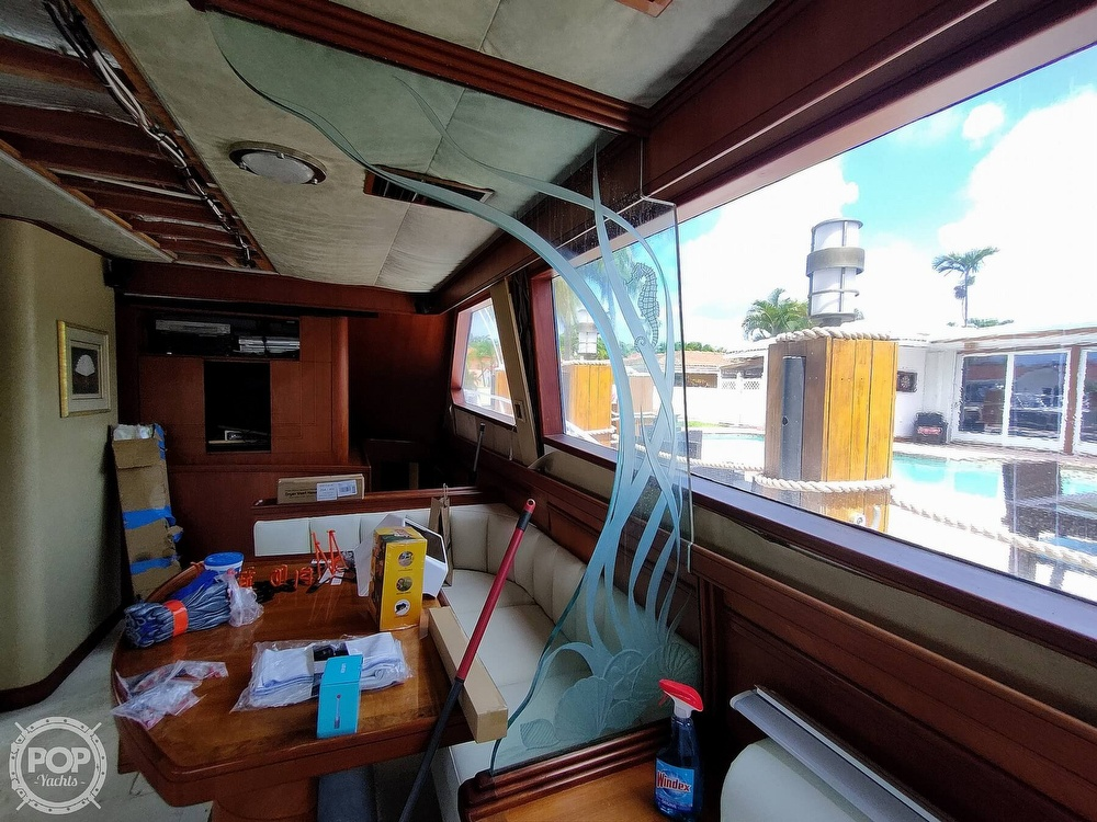 1992 Lydia Yachts boat for sale, model of the boat is 92 Sportfisher & Image # 22 of 40