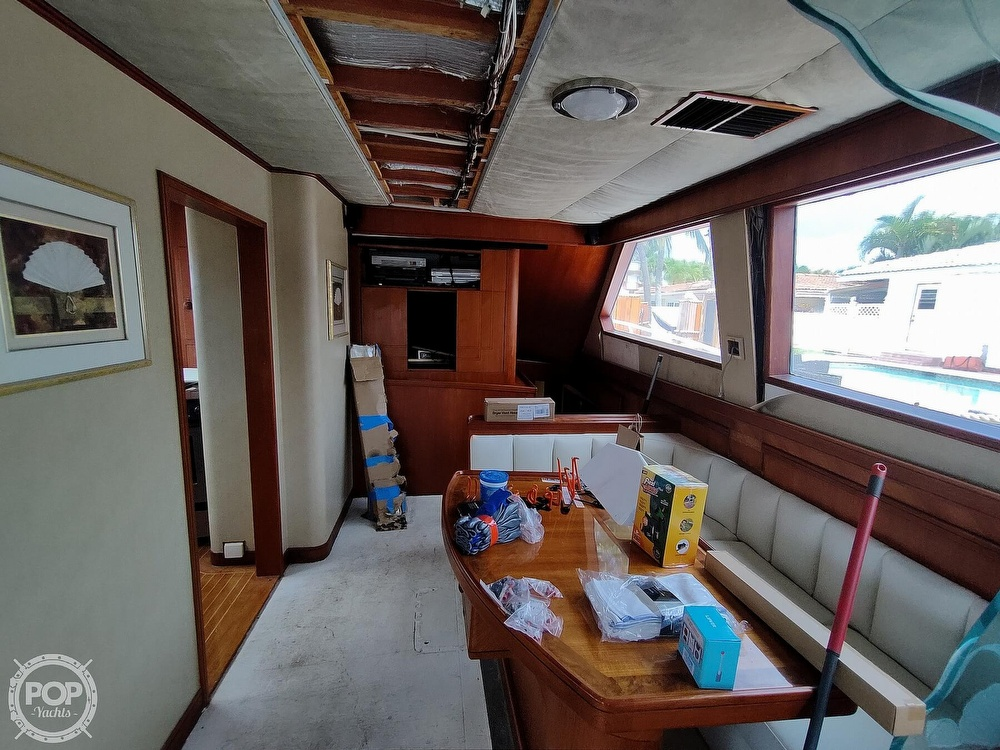 1992 Lydia Yachts boat for sale, model of the boat is 92 Sportfisher & Image # 23 of 40