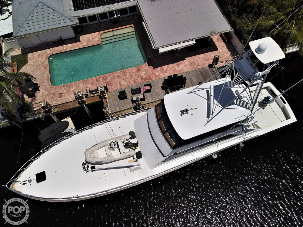 1992 Lydia Yachts boat for sale, model of the boat is 92 Sportfisher & Image # 4 of 40