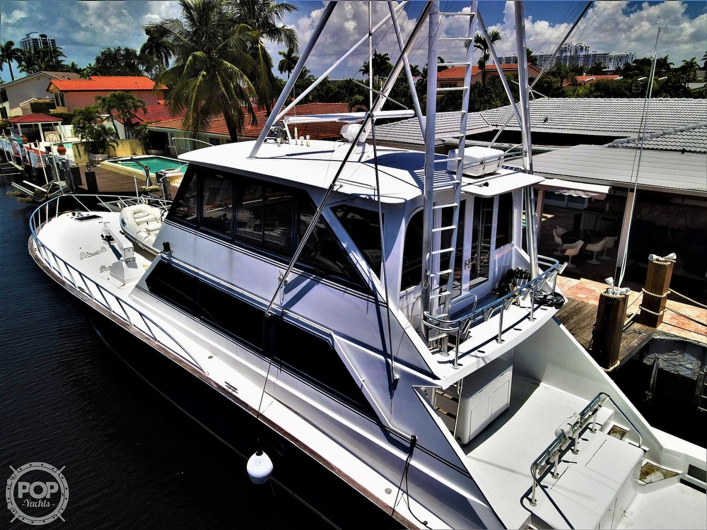 1992 Lydia Yachts boat for sale, model of the boat is 92 Sportfisher & Image # 3 of 40