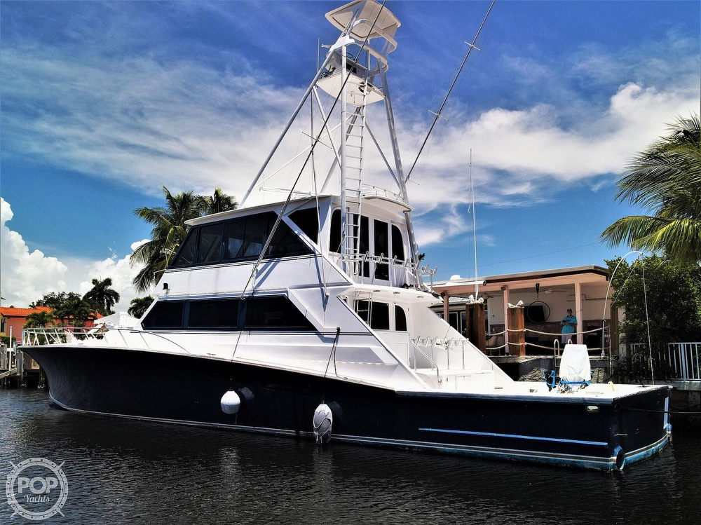1992 Lydia Yachts boat for sale, model of the boat is 92 Sportfisher & Image # 2 of 40