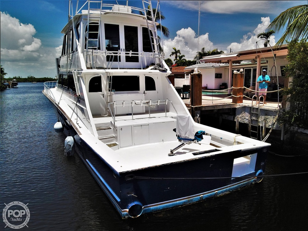 1992 Lydia Yachts boat for sale, model of the boat is 92 Sportfisher & Image # 6 of 40