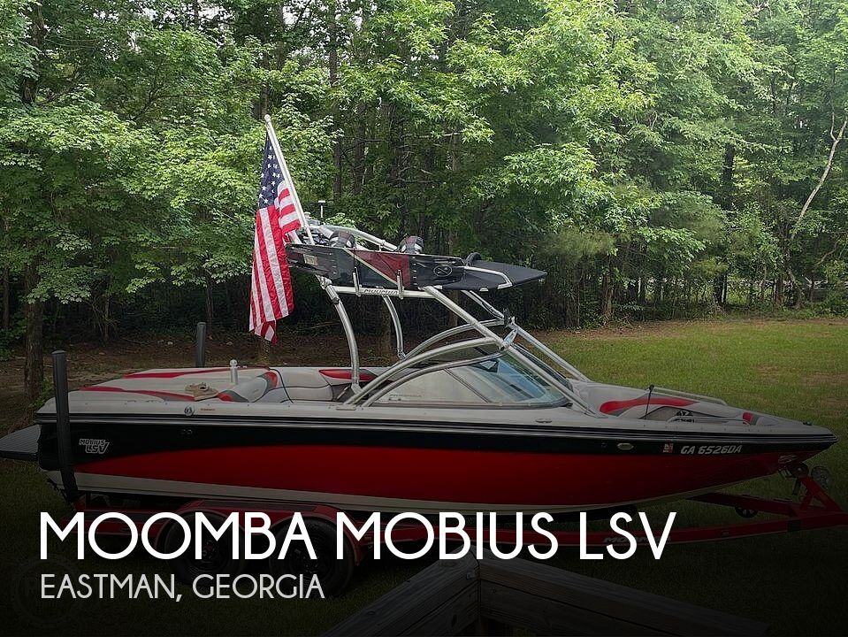 Used Power boats For Sale in Macon, Georgia by owner | 2008 21 foot Moomba Mobius LSV