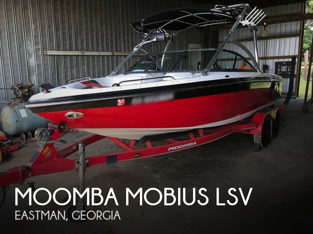 2008 MOOMBA MOBIUS LSV for sale