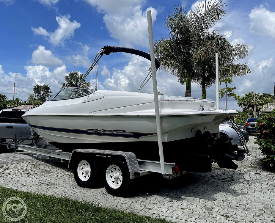 1995 Excel boat for sale, model of the boat is 23 SL & Image # 2 of 40