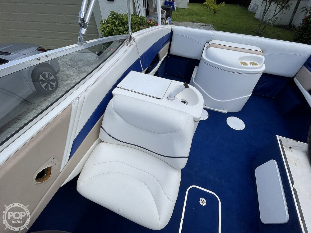 1995 Excel boat for sale, model of the boat is 23 SL & Image # 9 of 40