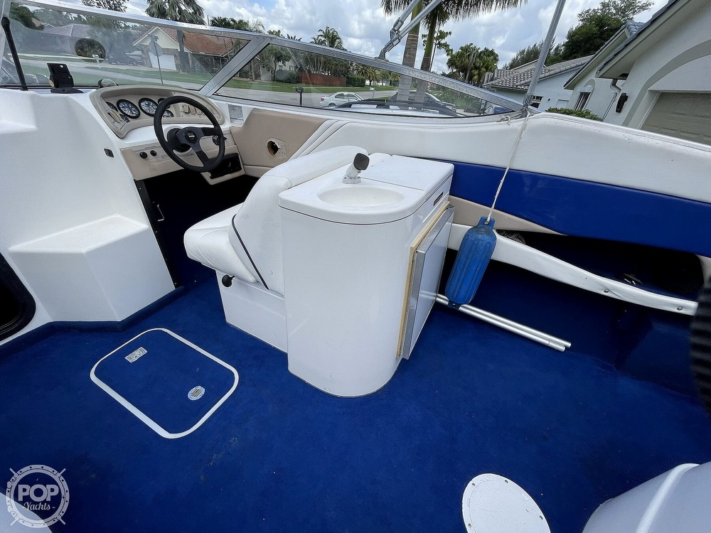 1995 Excel boat for sale, model of the boat is 23 SL & Image # 10 of 40