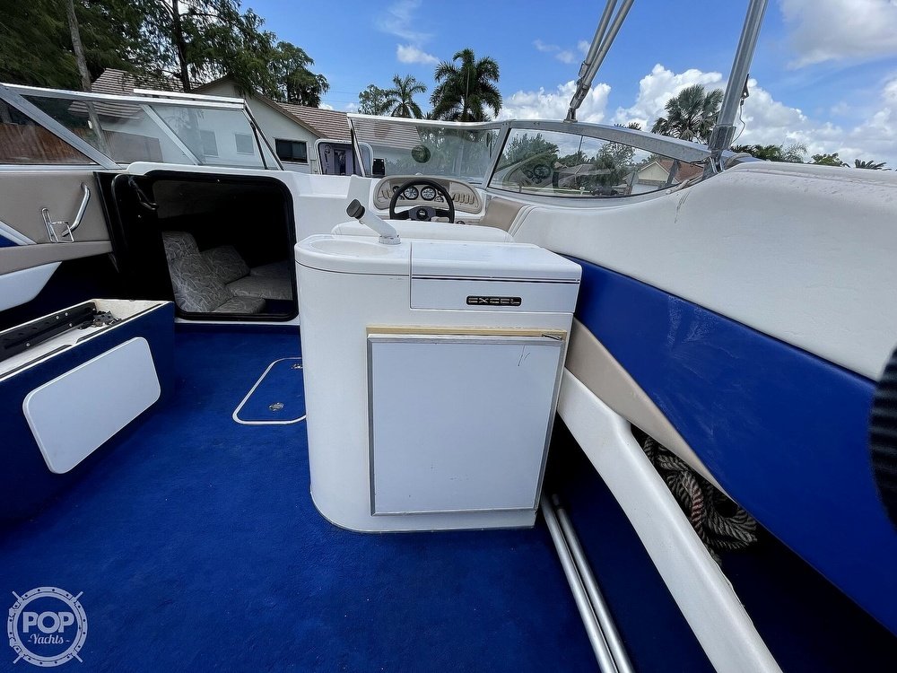 1995 Excel boat for sale, model of the boat is 23 SL & Image # 11 of 40