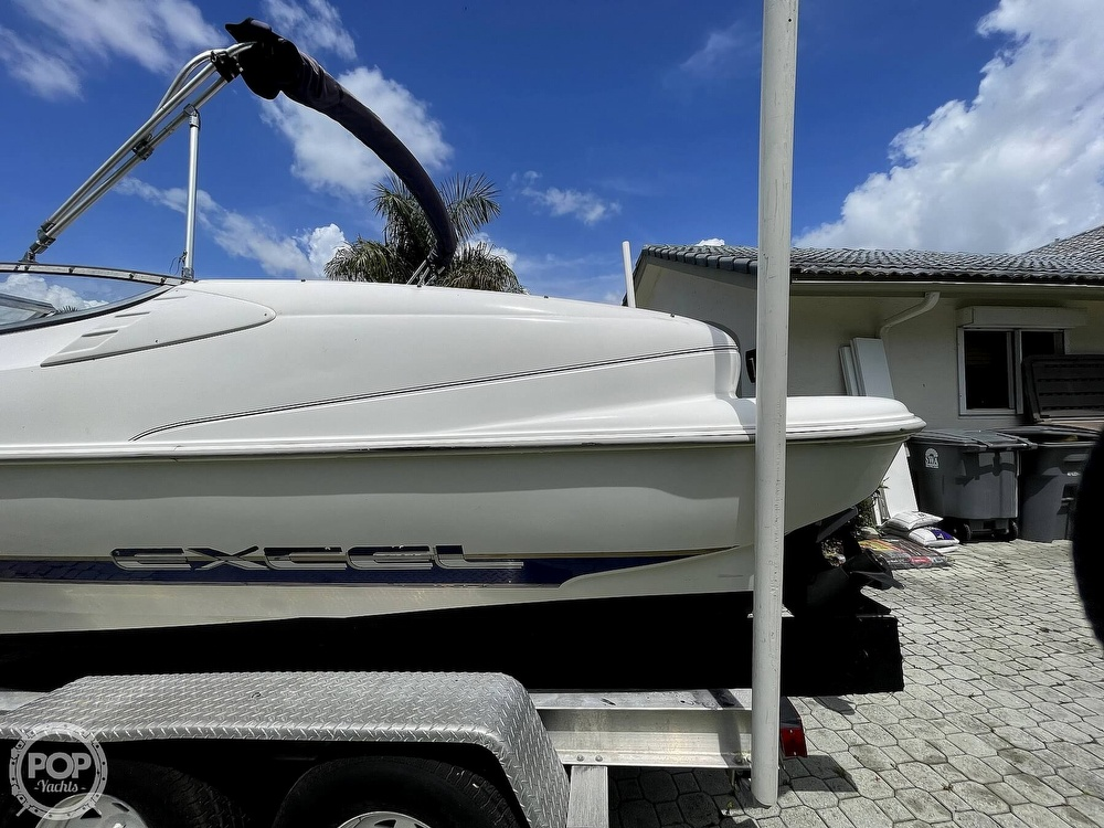 1995 Excel boat for sale, model of the boat is 23 SL & Image # 18 of 40