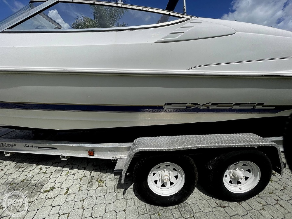 1995 Excel boat for sale, model of the boat is 23 SL & Image # 23 of 40
