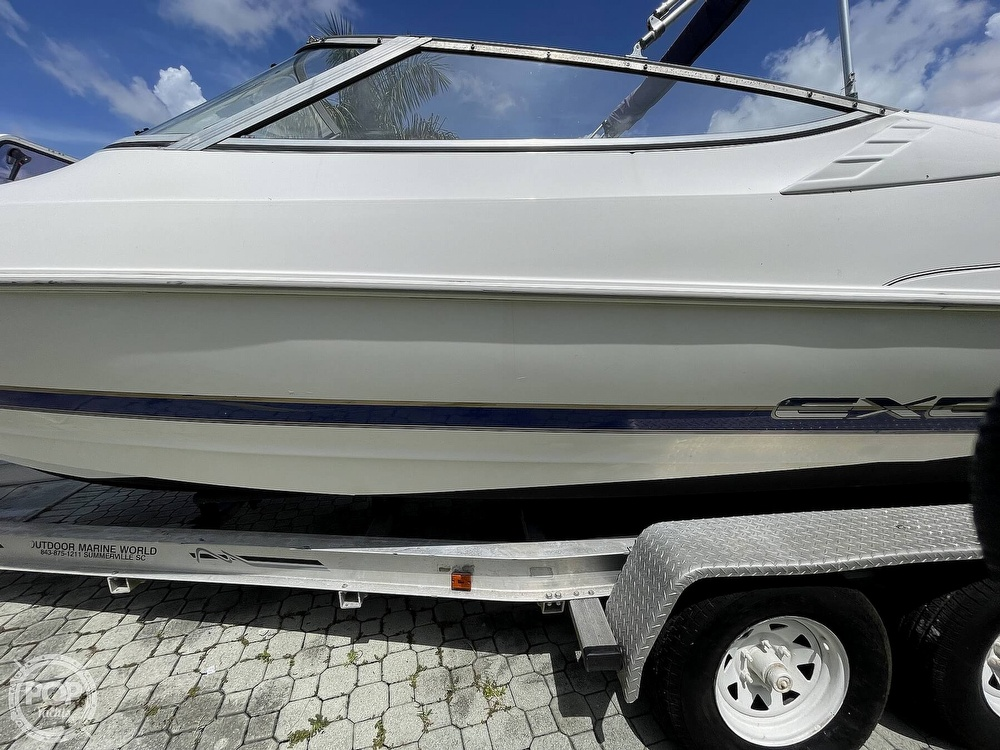 1995 Excel boat for sale, model of the boat is 23 SL & Image # 25 of 40