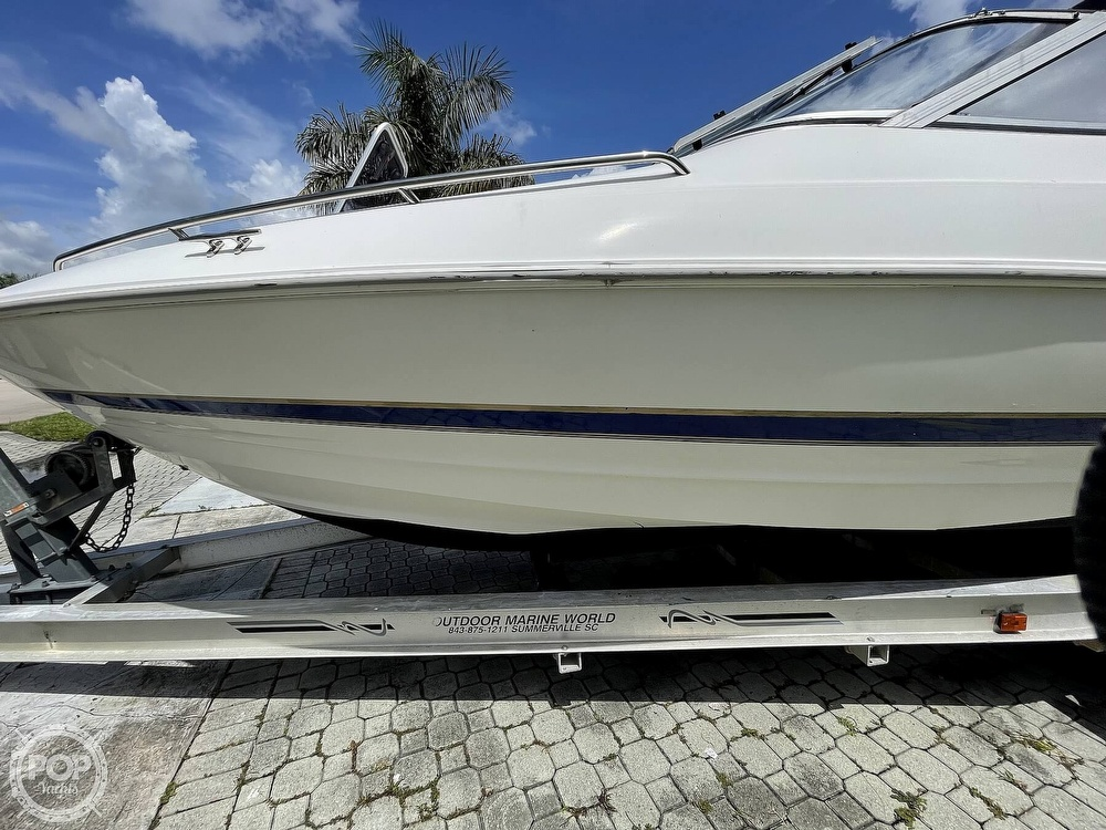 1995 Excel boat for sale, model of the boat is 23 SL & Image # 29 of 40