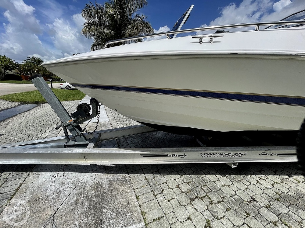 1995 Excel boat for sale, model of the boat is 23 SL & Image # 31 of 40