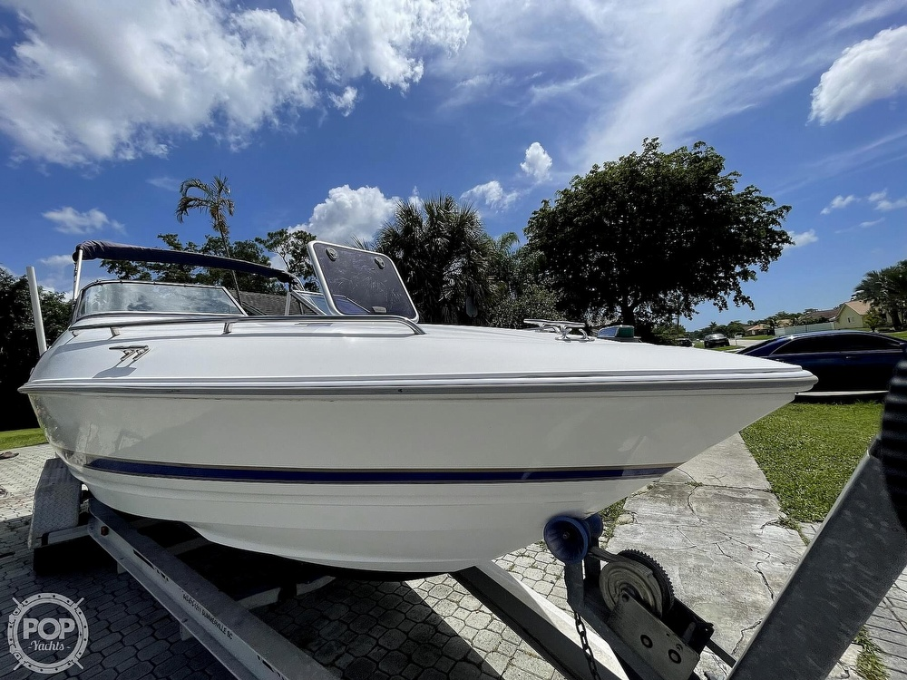 1995 Excel boat for sale, model of the boat is 23 SL & Image # 35 of 40