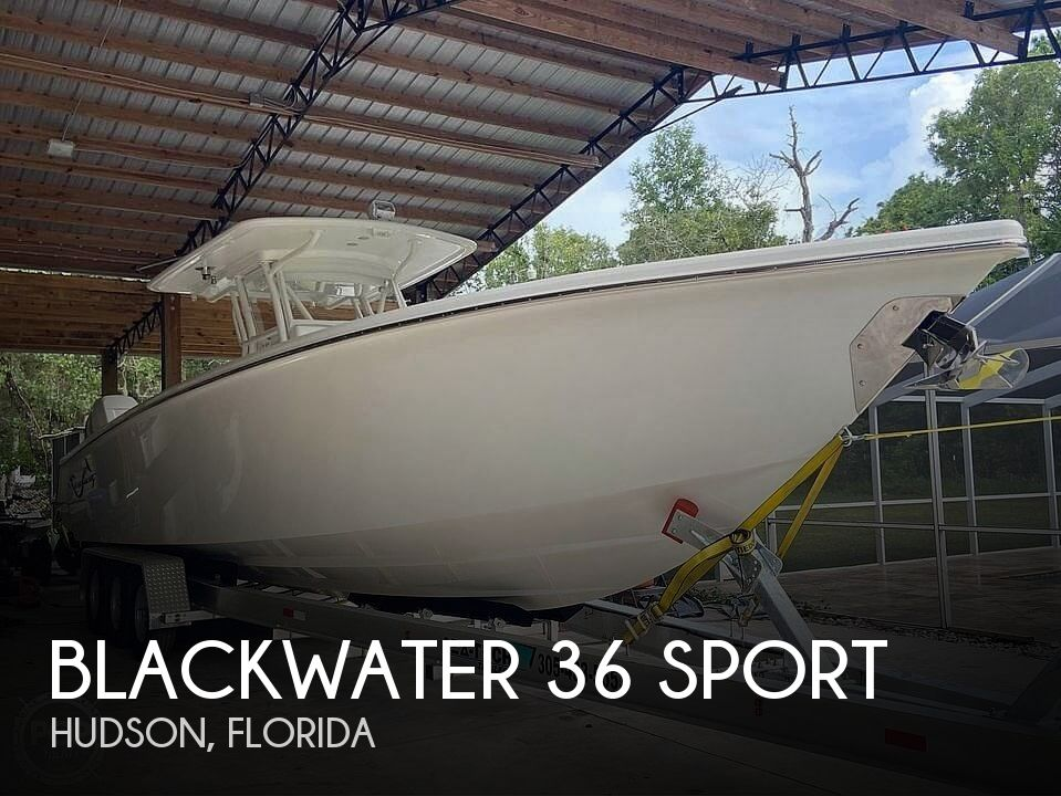 Used Power boats For Sale in Tampa, Florida by owner | 2021 Blackwater 36CC