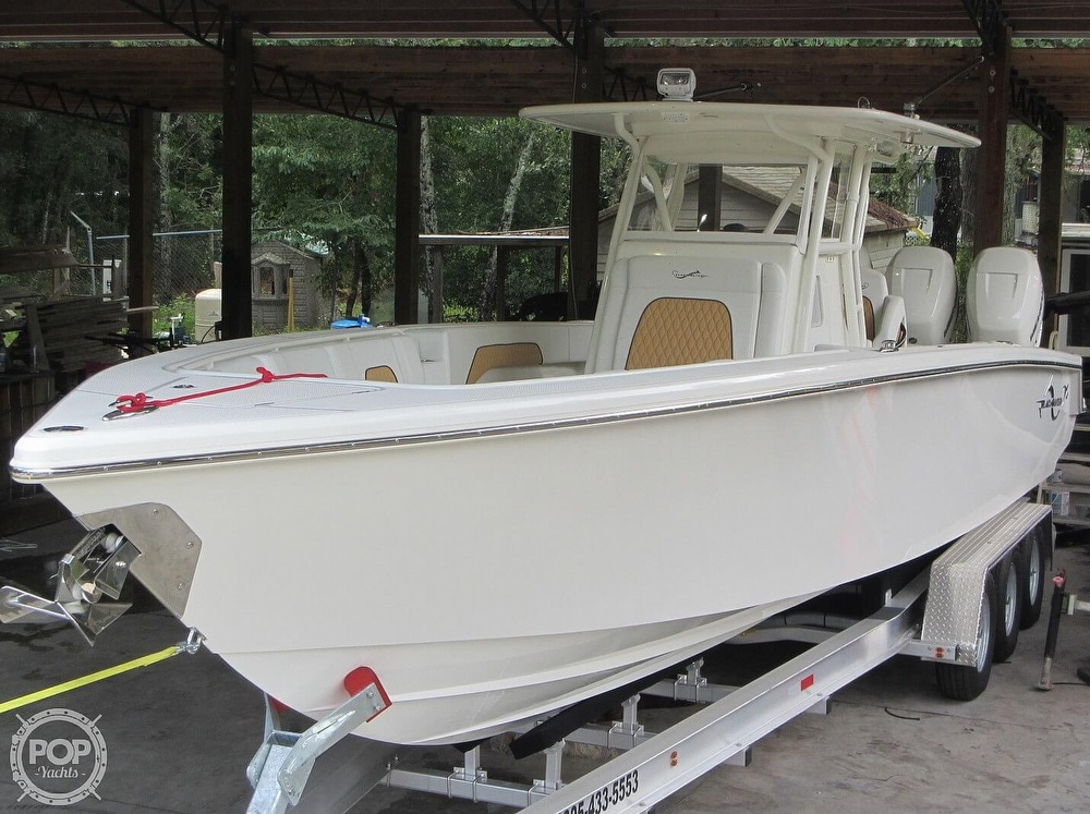 2021 Blackwater boat for sale, model of the boat is 36 Sport & Image # 11 of 40