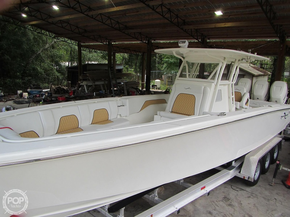 2021 Blackwater boat for sale, model of the boat is 36 Sport & Image # 14 of 40