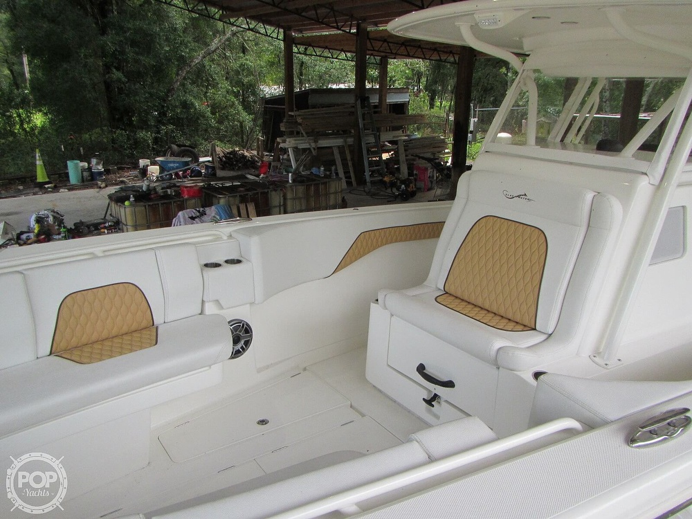2021 Blackwater boat for sale, model of the boat is 36 Sport & Image # 16 of 40