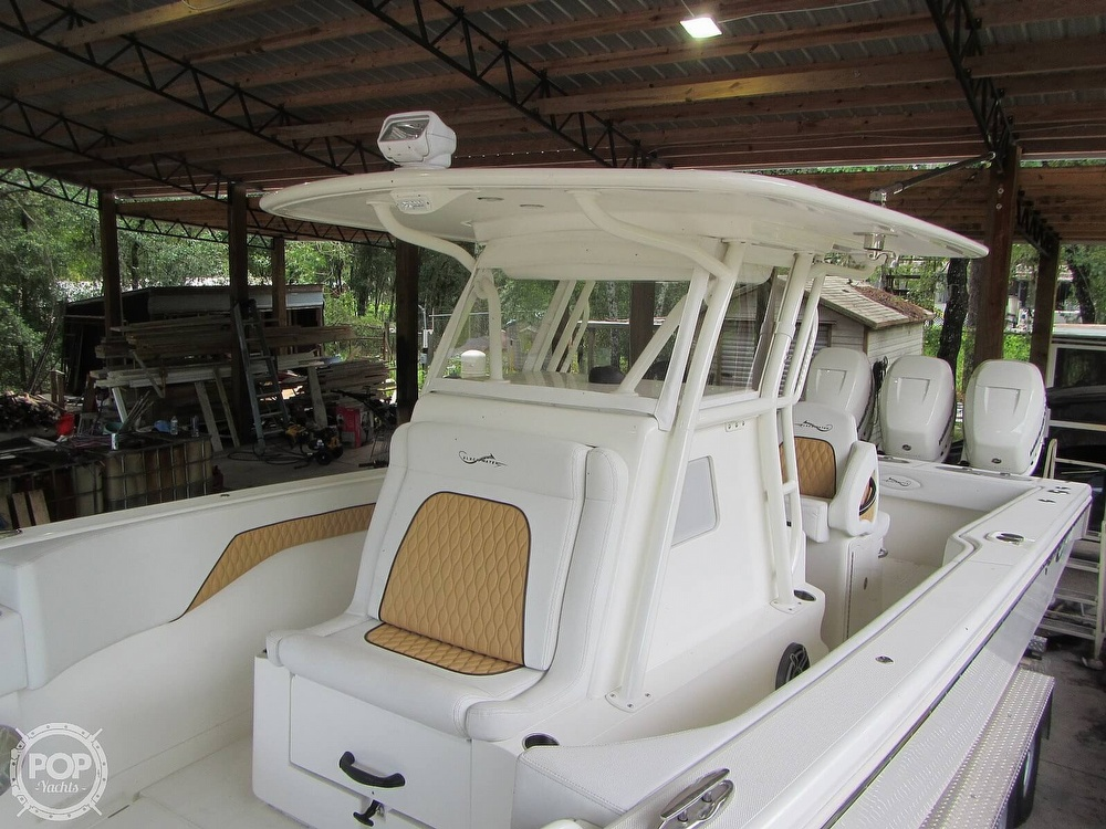 2021 Blackwater boat for sale, model of the boat is 36 Sport & Image # 17 of 40
