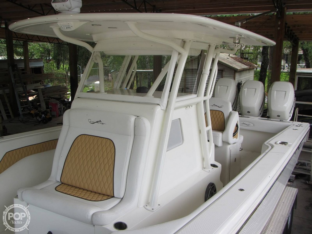 2021 Blackwater boat for sale, model of the boat is 36 Sport & Image # 19 of 40