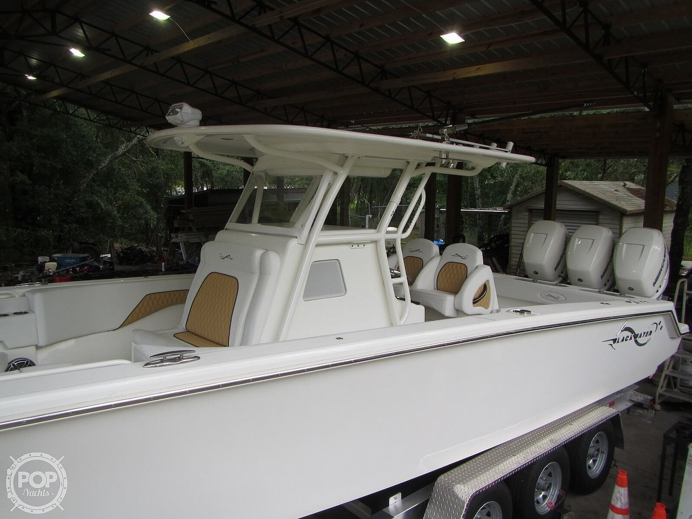 2021 Blackwater boat for sale, model of the boat is 36 Sport & Image # 21 of 40