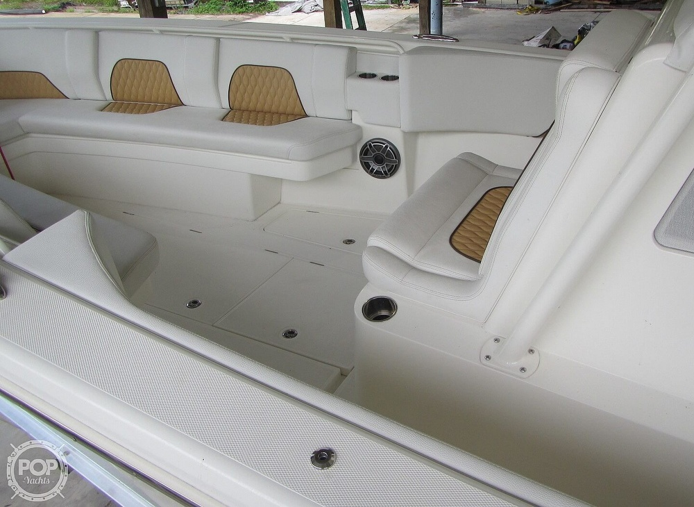2021 Blackwater boat for sale, model of the boat is 36 Sport & Image # 22 of 40