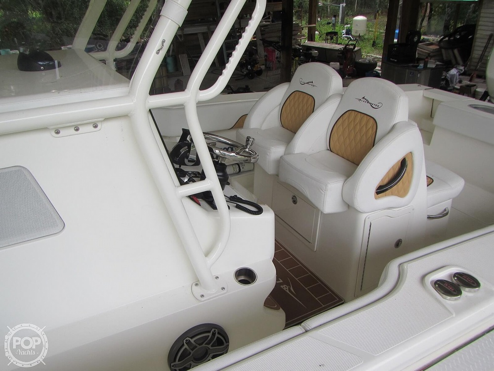 2021 Blackwater boat for sale, model of the boat is 36 Sport & Image # 23 of 40