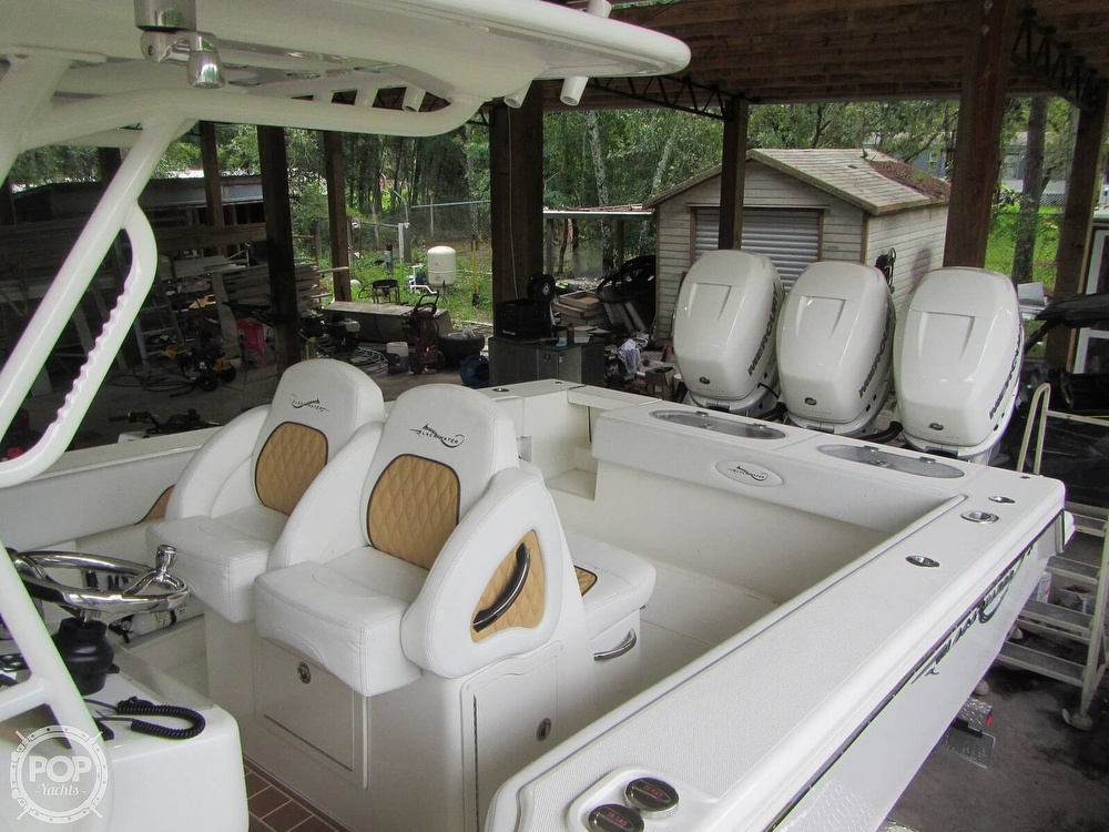 2021 Blackwater boat for sale, model of the boat is 36 Sport & Image # 24 of 40